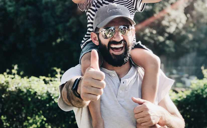 How Dads can Comfort theirKids